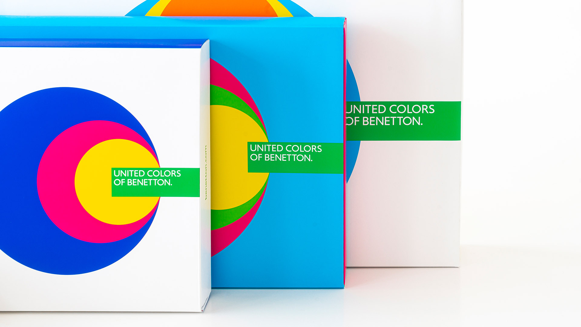 Box Set Benetton