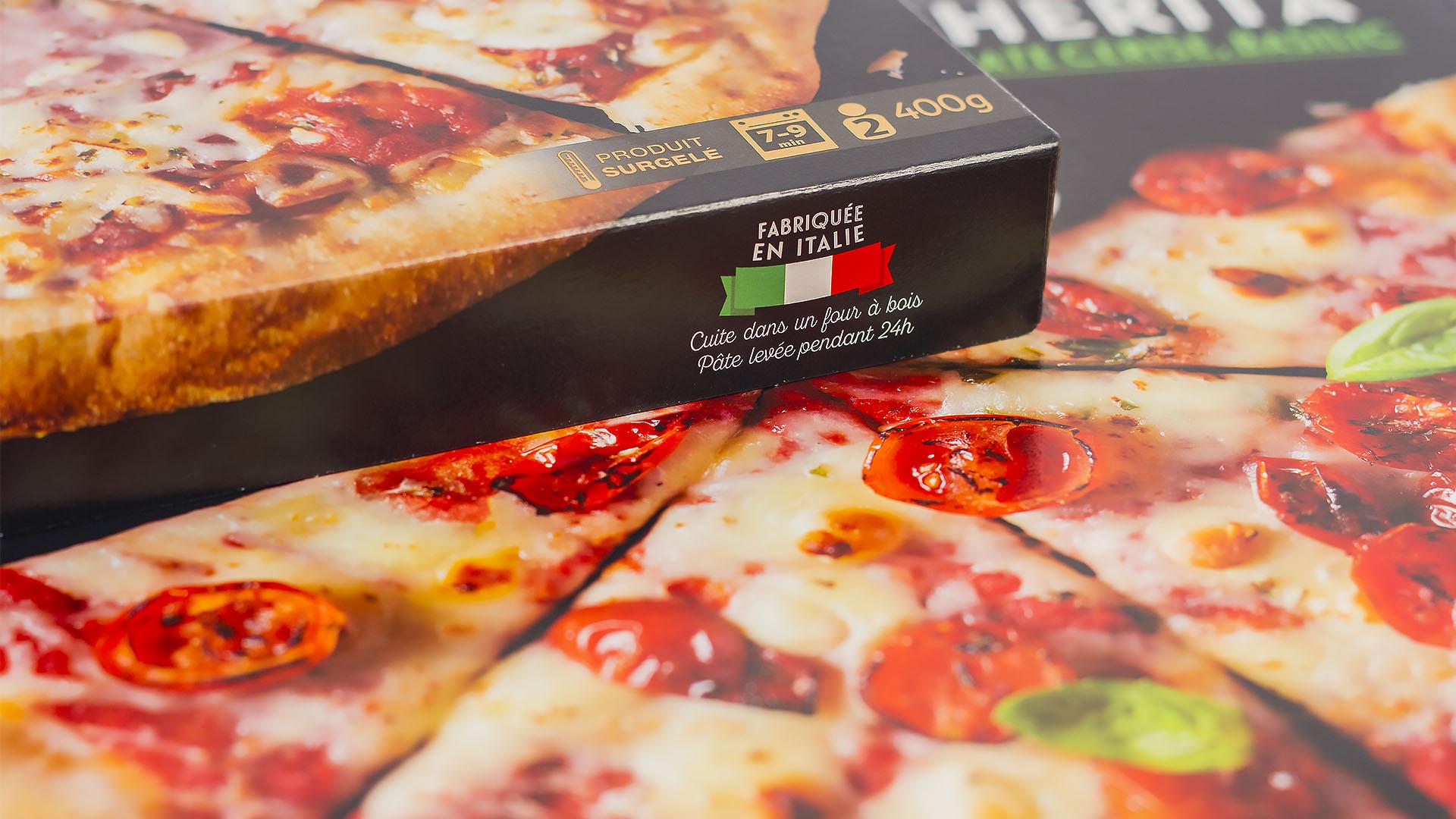 Set Pizze