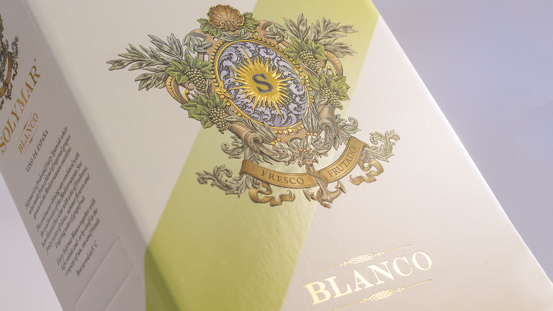 Solymar Blanco Bag In Box