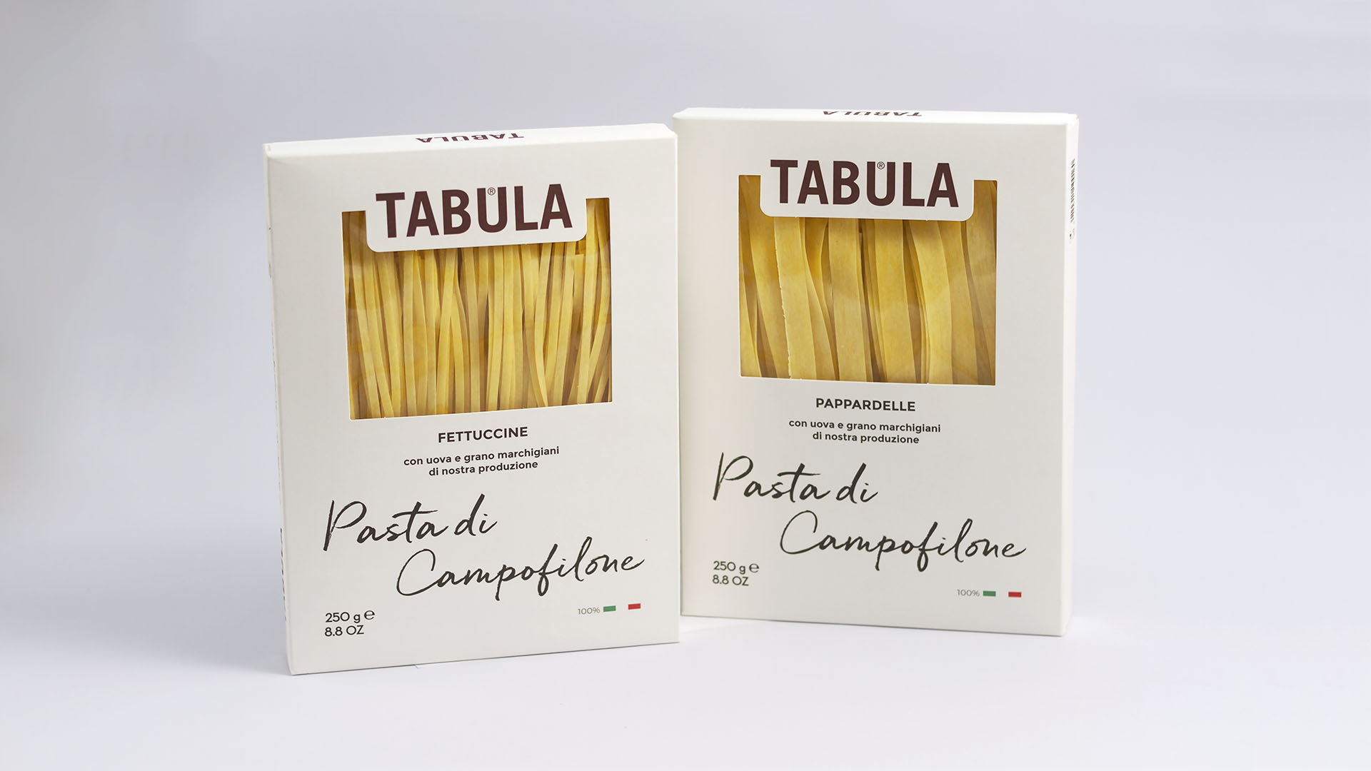 Campofilone dry pasta