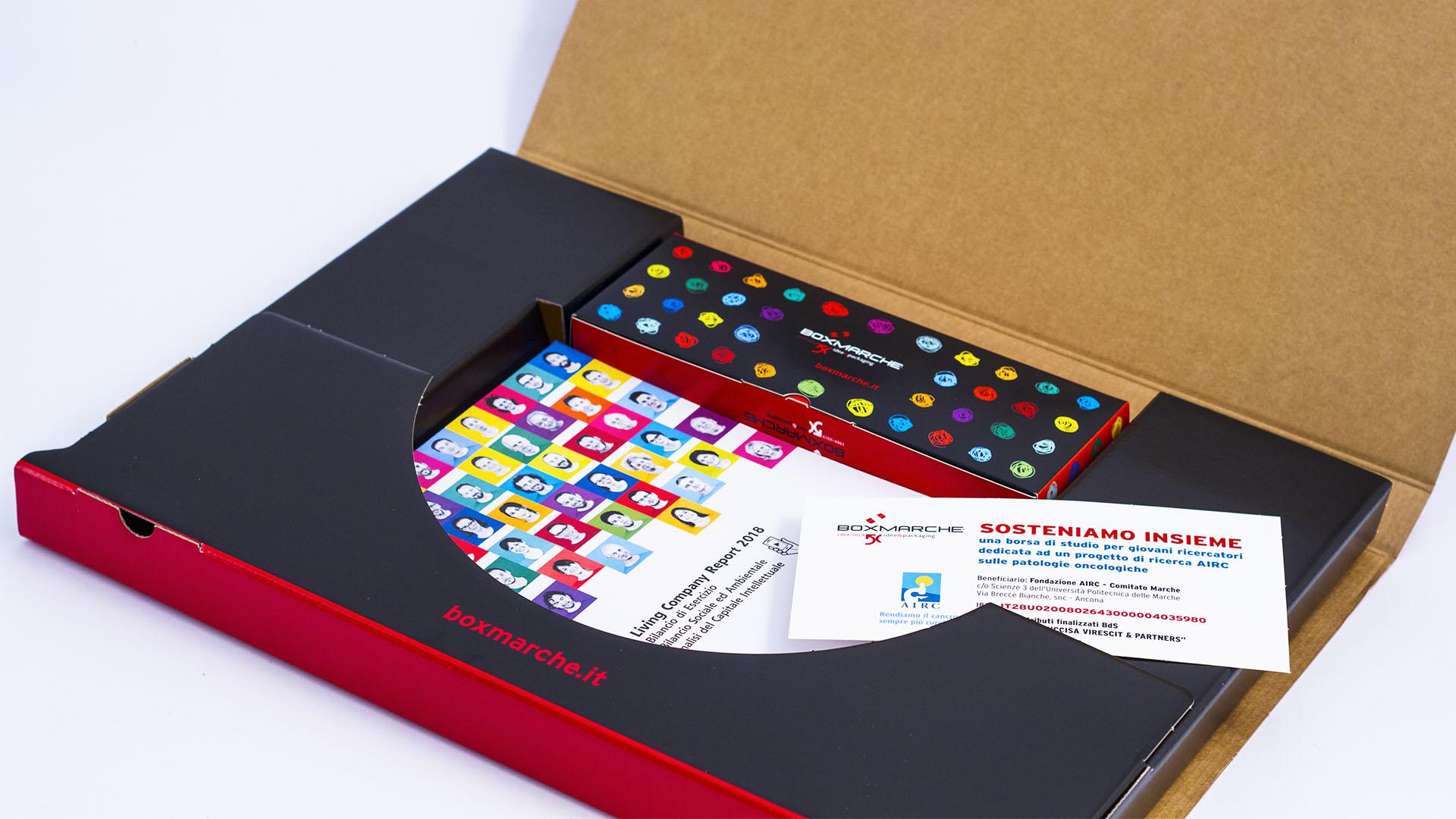 Kit Presentazione LCR 2018