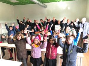 La scuola di Pieve Torina