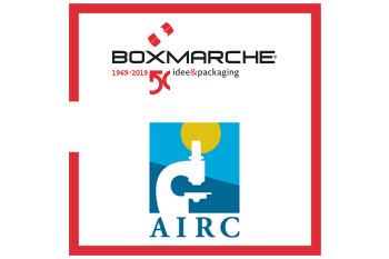 Boxmarche per AIRC